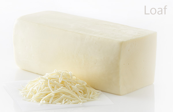 Whole Milk Mozzarella cheese 6lb block