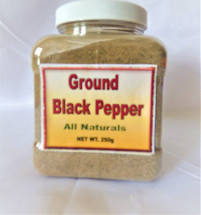 Mathew's Black Pepper Ground 16 oz