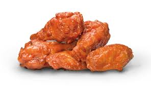 Buffalo Wings Spicy 4.5lb
