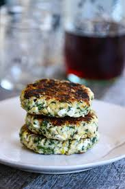 Mathew's Chicken Pattie With Spinach And Feta 6oz 10lb