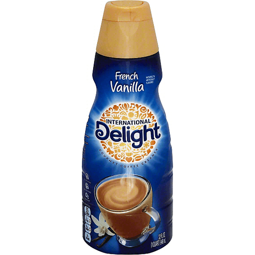 International Delight French Vanilla Creamer 32 oz