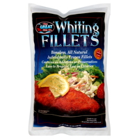 Whiting Fillet 5lb bag