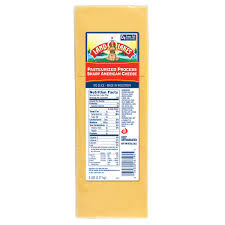 Land of Lakes American Cheese 5lb pre sliced