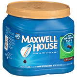Maxwell House Decaf 29.3 oz