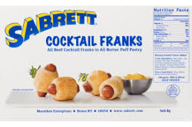 Sabrett Pigs In Blanket 100 ct