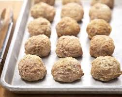 Meatballs Fully cooked 2 oz 10lb