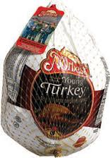 Whole Turkey all Natural 18-20lb Norbest