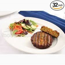 Veggie Burgers 5 oz 30 pc 10lb